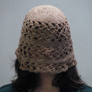 Crochet hat disaster