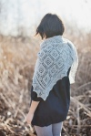 Spruce Forest (Lace Shawl)