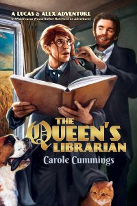 The Queen's Librarian - Carole Cummings