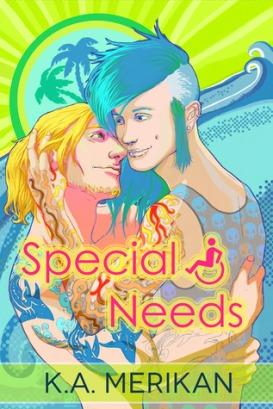 Special Needs (Special Needs #1) - KA Merikan